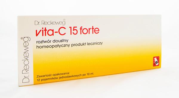 Vita C 15 forte